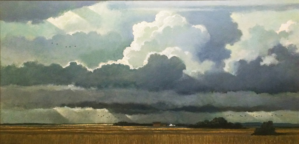 image eric sloane cloudscape