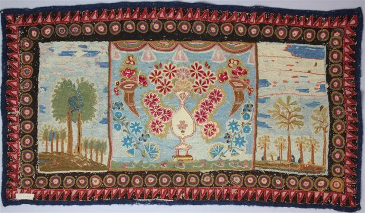 image auction rug Potomac, Co.