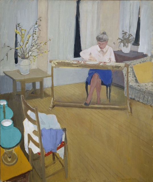 image  Fairfield Porter