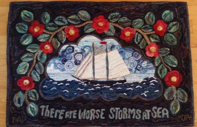 image Deb Palmer Storms at Sea